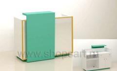 Стол для кассы торговое оборудование ТИФФАНИ