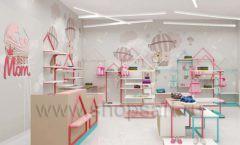 Дизайн интерьера детского магазина торговое оборудование МАМИН ДОМ Дизайн 11