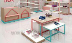 Дизайн интерьера детского магазина торговое оборудование МАМИН ДОМ Дизайн 14