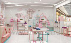 Дизайн интерьера детского магазина торговое оборудование МАМИН ДОМ Дизайн 20