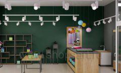 Дизайн интерьера магазина цветов торговое оборудование БУКЕТ Дизайн 15