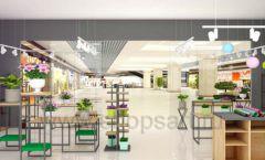 Дизайн интерьера магазина цветов торговое оборудование БУКЕТ Дизайн 20