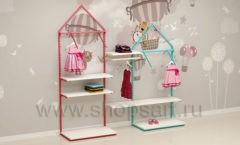 Мебель для детского магазина торговое оборудование МАМИН ДОМ
