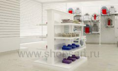 Дизайн интерьера детского магазина Винни Одежда ТЦ Юнимолл коллекция 21 ВЕК Дизайн 18