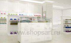 Дизайн интерьера детского магазина Винни Одежда ТЦ Юнимолл коллекция 21 ВЕК Дизайн 19