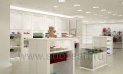 Дизайн интерьера детского магазина Винни Одежда ТЦ Юнимолл коллекция 21 ВЕК Дизайн 20