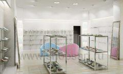 Дизайн интерьера детского магазина Винни Обувь ТЦ Юнимолл коллекция 21 ВЕК Дизайн 4