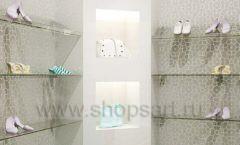 Дизайн интерьера детского магазина Винни Обувь ТЦ Юнимолл коллекция 21 ВЕК Дизайн 6