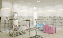 Дизайн интерьера детского магазина Винни Обувь ТЦ Юнимолл коллекция 21 ВЕК Дизайн 7