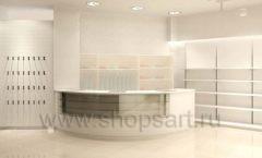 Дизайн интерьера детского магазина Винни Обувь ТЦ Юнимолл коллекция 21 ВЕК Дизайн 9