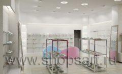 Дизайн интерьера детского магазина Винни ТЦ Dream House 2 этаж коллекция 21 ВЕК Дизайн 2