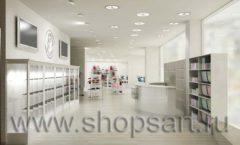 Дизайн интерьера детского магазина Винни ТЦ Dream House 2 этаж коллекция 21 ВЕК Дизайн 6