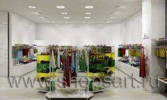 Дизайн интерьера детского магазина Винни ТЦ Dream House 2 этаж коллекция 21 ВЕК Дизайн 7