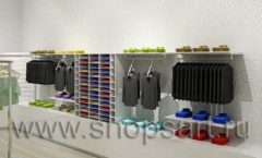 Дизайн интерьера детского магазина Винни ТЦ Dream House 2 этаж коллекция 21 ВЕК Дизайн 8