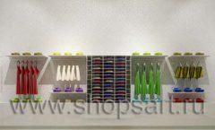 Дизайн интерьера детского магазина Винни ТЦ Dream House 2 этаж коллекция 21 ВЕК Дизайн 9