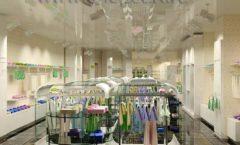 Дизайн интерьера детского магазина Винни Рублевкое шоссе коллекция 21 ВЕК Дизайн 02