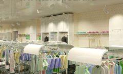 Дизайн интерьера детского магазина Винни Рублевкое шоссе коллекция 21 ВЕК Дизайн 03