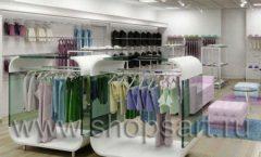 Дизайн интерьера детского магазина Винни Рублевкое шоссе коллекция 21 ВЕК Дизайн 05