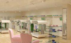 Дизайн интерьера детского магазина Винни Рублевкое шоссе коллекция 21 ВЕК Дизайн 11