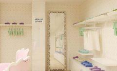 Дизайн интерьера детского магазина Винни Рублевкое шоссе коллекция 21 ВЕК Дизайн 12