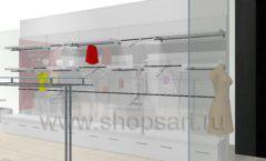 Дизайн интерьера детского магазина 3 Pommes коллекция 21 ВЕК Дизайн 08