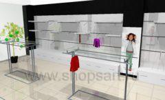 Дизайн интерьера детского магазина 3 Pommes коллекция 21 ВЕК Дизайн 11