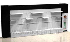 Дизайн интерьера детского магазина 3 Pommes коллекция 21 ВЕК Дизайн 15