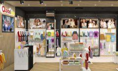 Дизайн интерьера детского магазина OLDOS KIDS коллекция РАДУГА Дизайн 4