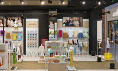 Дизайн интерьера детского магазина OLDOS KIDS коллекция РАДУГА Дизайн 9