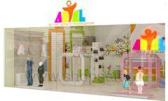 Дизайн интерьера детского магазина Artel коллекция АКВАРЕЛИ Дизайн 18