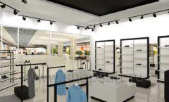 Дизайн интерьера магазина обуви Sbalo ТРЦ Спектр торговое оборудование СТИЛЬ ЛОФТ Дизайн 09
