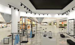 Дизайн интерьера магазина обуви Sbalo ТРЦ Спектр торговое оборудование СТИЛЬ ЛОФТ Дизайн 10