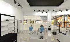 Дизайн интерьера магазина обуви Sbalo ТРЦ Спектр торговое оборудование СТИЛЬ ЛОФТ Дизайн 11