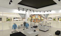 Дизайн интерьера магазина обуви Sbalo ТРЦ Спектр торговое оборудование СТИЛЬ ЛОФТ Дизайн 13