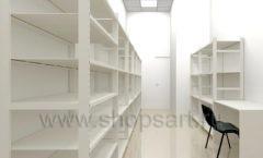 Дизайн интерьера магазина обуви Sbalo ТРЦ Спектр торговое оборудование СТИЛЬ ЛОФТ Дизайн 18