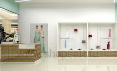 Дизайн интерьера магазина нижнего белья торговое оборудование ИЗУМРУД Дизайн 02