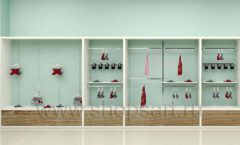 Дизайн интерьера магазина нижнего белья торговое оборудование ИЗУМРУД Дизайн 11