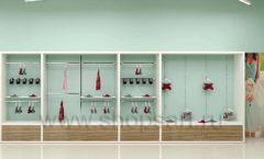 Дизайн интерьера магазина нижнего белья торговое оборудование ИЗУМРУД Дизайн 14