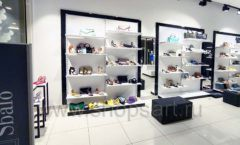 Торговое оборудование магазина обуви Sbalo СТИЛЬ ЛОФТ Фото 04