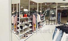Торговое оборудование магазина обуви Sbalo СТИЛЬ ЛОФТ Фото 07