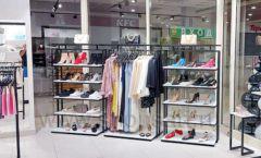 Торговое оборудование магазина обуви Sbalo СТИЛЬ ЛОФТ Фото 08