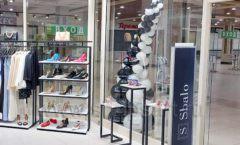 Торговое оборудование магазина обуви Sbalo СТИЛЬ ЛОФТ Фото 09