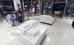Торговое оборудование магазина обуви Sbalo СТИЛЬ ЛОФТ Фото 10