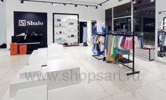 Торговое оборудование магазина обуви Sbalo СТИЛЬ ЛОФТ Фото 12