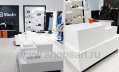 Торговое оборудование магазина обуви Sbalo СТИЛЬ ЛОФТ Фото 17