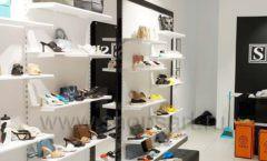 Торговое оборудование магазина обуви Sbalo СТИЛЬ ЛОФТ Фото 19