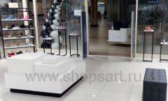 Торговое оборудование магазина обуви Sbalo СТИЛЬ ЛОФТ Фото 21
