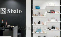 Торговое оборудование магазина обуви Sbalo СТИЛЬ ЛОФТ Фото 22