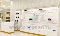Дизайн детского магазина Minimoda коллекция торгового оборудования ЭЛИТ ГОЛД Дизайн 09