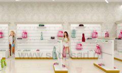Дизайн детского магазина Minimoda коллекция торгового оборудования ЭЛИТ ГОЛД Дизайн 12